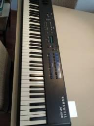 Teclado Kurzweil sp76-II (piano digital)
