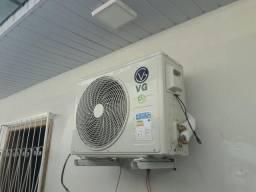 Título do anúncio: Limpeza de ar condicionado split 100
