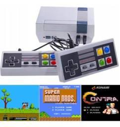 Título do anúncio: Vídeo Game Mini Nintendo (Entrega Grátis)