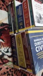 Título do anúncio: Livros De Direito Todos 2021