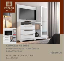 Título do anúncio: Cômoda NT 5055 #Entrega e Montagem Grátis