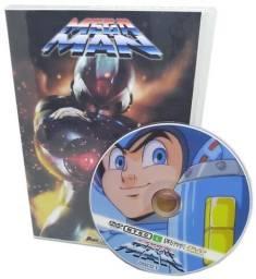 Box Dvd Anime Mega Man Dublado Completo