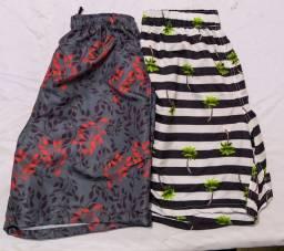 Shorts Moda Verão