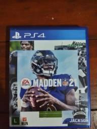 Título do anúncio: Madden NFL 2021 PS4