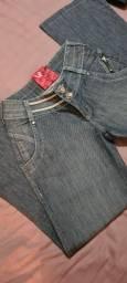 Título do anúncio: Calça Jeans Lança Perfume