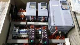 Componentes elétricos para Ponte Rolante