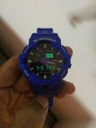 Título do anúncio: Relógio G-Shock Azul