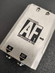 Amplificador De Fone Santo Angelo Af1 - Usado