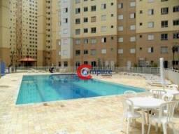 Título do anúncio: Apartamento com 2 dormitórios à venda, 45 m² por R$ 255.000,00 - Ponte Grande - Guarulhos/