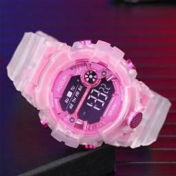 Título do anúncio: Relógio feminino a prova dágua