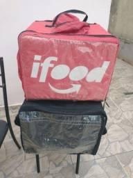 Título do anúncio: 3 bags para entrega