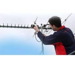 Título do anúncio: Coletiva de antenas UHF - instalação disponível