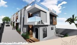 Título do anúncio: Sobrado com 3 dormitórios à venda, 203 m² por R$ 1.050.000,00 - Bacacheri - Curitiba/PR
