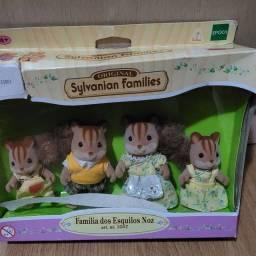 Sylvanian families esquilos