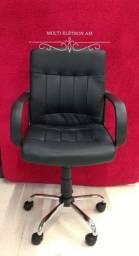 Título do anúncio: Cadeira de Escritório Acolchoada NOVA