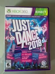 Título do anúncio: Just Dance 2018