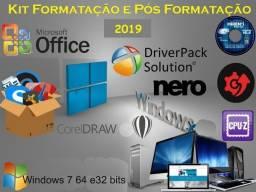 Título do anúncio: 55. Promoção! Formatação Notebook e PC com (Garantia)