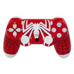 Título do anúncio: Controle personalizado ps4 homem aranha