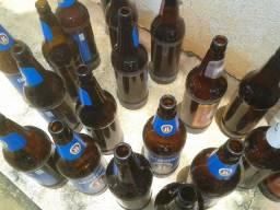 Título do anúncio: Garrafas de Cerveja Litros......