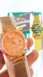 Rolex feminino 1° linha na promoção da loja(@grifexplore_sds)