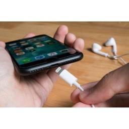 Cabo Usb Carregador iPhone 5 6 7 8 Plus S X 11 -- até quando durar o estoque