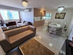 Apartamento para venda possui 130 metros quadrados com 3 quartos em Ponta Verde - Maceió -