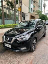 Nissan Kicks SV Automático 2018 Único dono