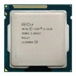 Título do anúncio: Processador Intel I3 3220 socket 1155