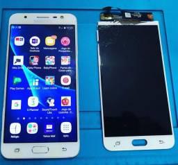 Troca Frontal Samsung J7 Prime na promoção !!!