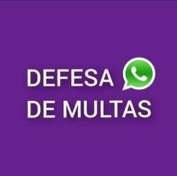 Título do anúncio: DEFESA DE MULTAS DE TRÂNSITO