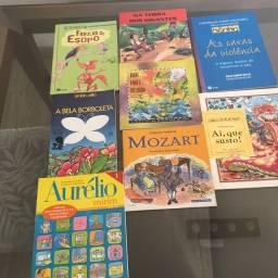 Título do anúncio: Livros infantis