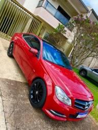 Título do anúncio: Vendo Mercedes C180 Coupe 2012 63mkm apenas abaixo da FIPE