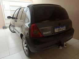 Título do anúncio: Renault Clio Bem Zelado Com procedência, e revisado.