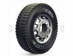 Pneu Goodyear max borrachudo 295