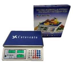 Título do anúncio: Balança Eletrônica Digital Bivolt Alta Precisão 40kg