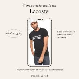 Camiseta Lacos. Live