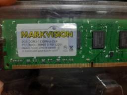 Título do anúncio: Memória DDR 3
