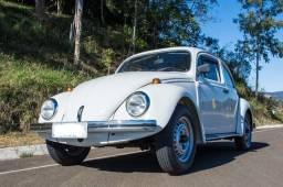 Título do anúncio: VW Fusca 1500 - 1984 Branco