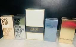 Título do anúncio: Perfumes importados originais e lacrados