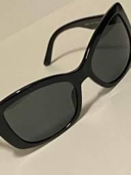 Título do anúncio: Óculos de sol preto PRADA original