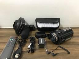 Câmera de Vídeo Ultra HD
