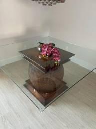 Título do anúncio: Tampo mesa de vidro 150 x 150 cm, 12 mm de espessua