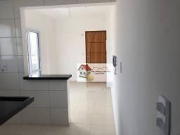 Título do anúncio: Apartamento com 1 dormitório à venda, 39 m² por R$ 275.000 - Boqueirão - Praia Grande/SP