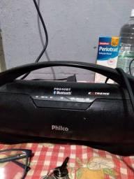 Título do anúncio: Caixa Bluetooth  philco  extreme