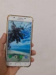 Título do anúncio: Samsung J7 prime 64 Gigas