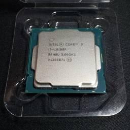 Título do anúncio: Intel Core I3-10100F 4-Core 8-Threads Sem Cooler