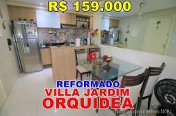 Título do anúncio: Villa Jardim Orquídea, 42m², 2 quartos, 3º andar, Use FGTS, Reformado