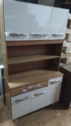 Armário de cozinha modelo novo!
