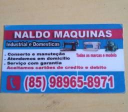 Título do anúncio: Mecânico de máquinas de costura