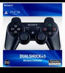 Vendo Controle de Play 3 Sem Fio